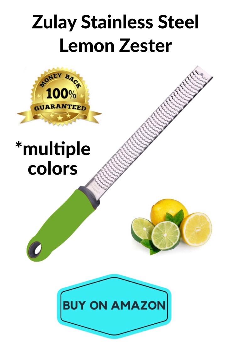 Stainless Steel Lemon Zester