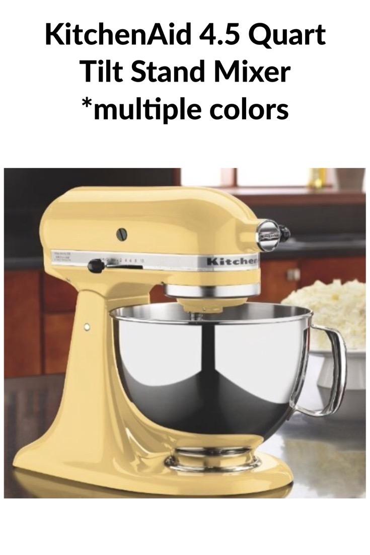 KitchenAid Tilt Stand Mixer, 4.5 Qt