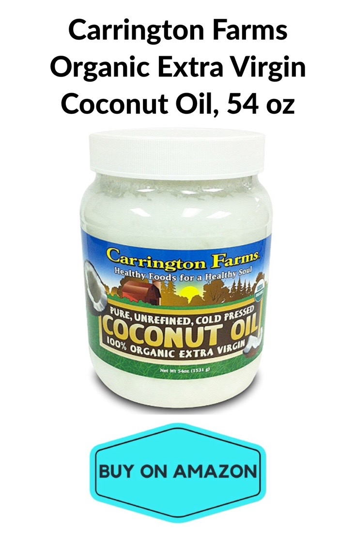 Carrington Farms Organic Extra Virgin Coconut Oil, 54 oz