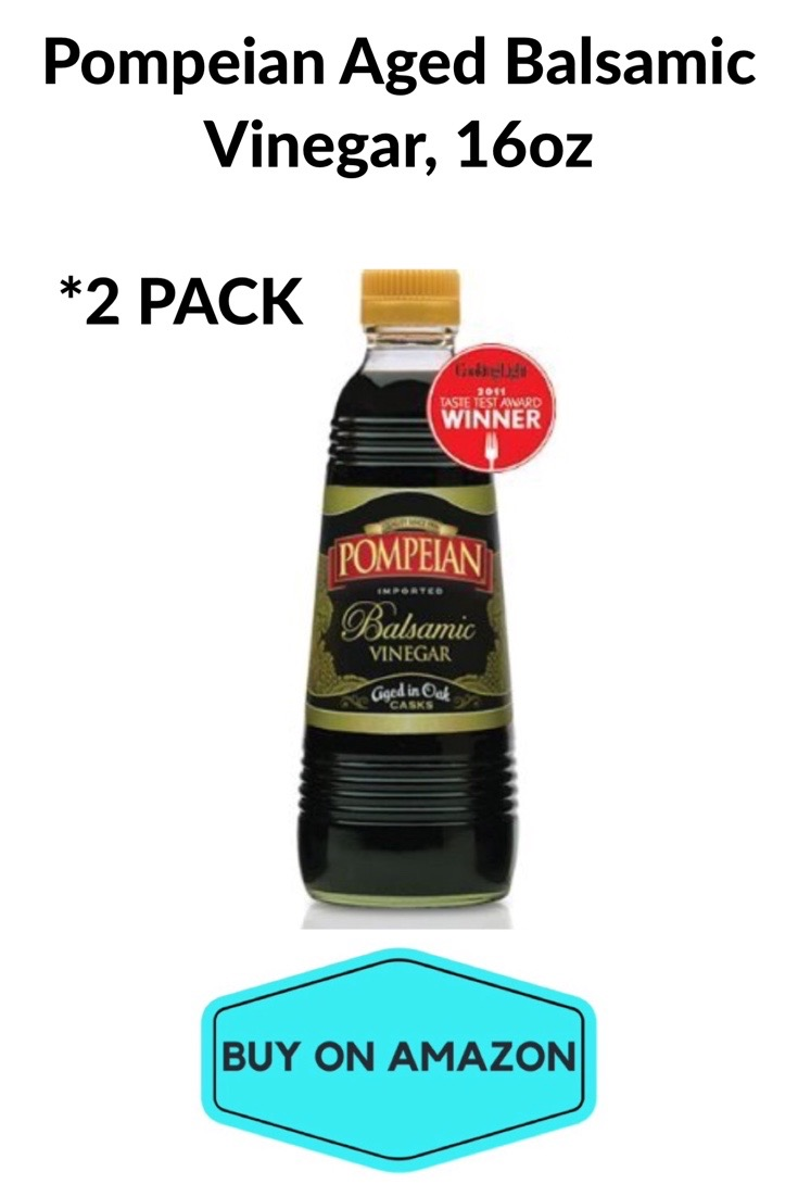 Pompeian Aged Balsamic Vinegar, 16oz