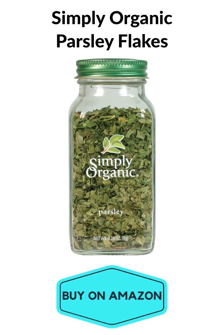 Simply Organic Parsley Flakes