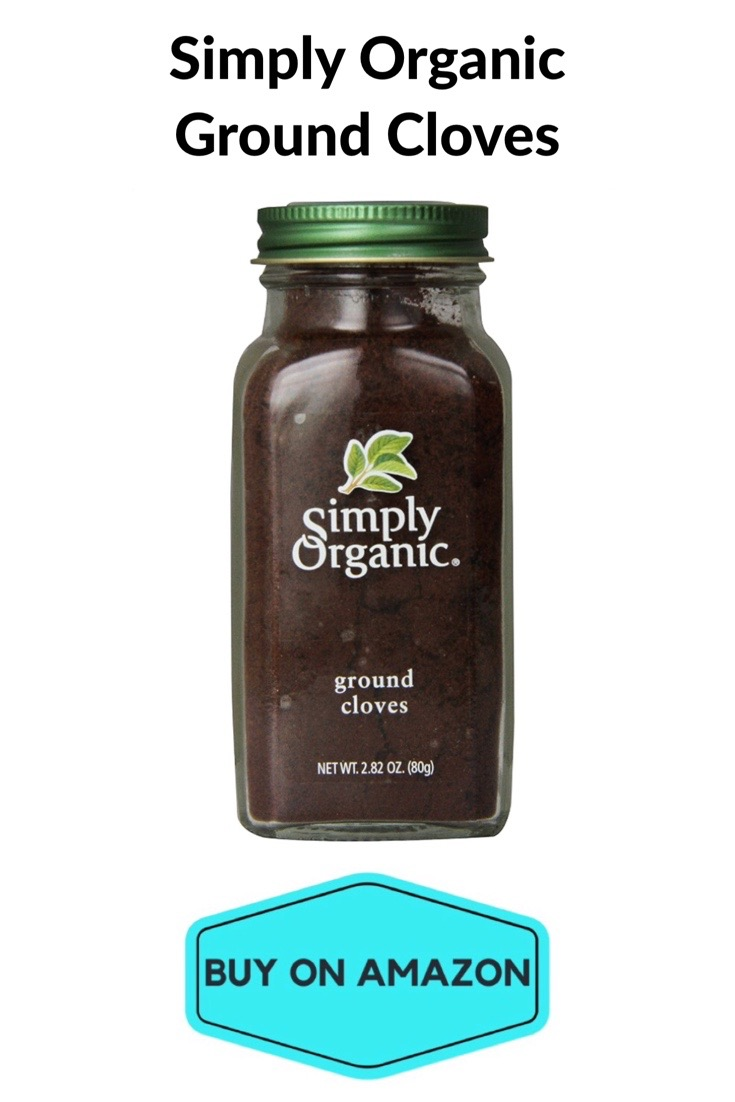 Simply Organic Ground Cloves