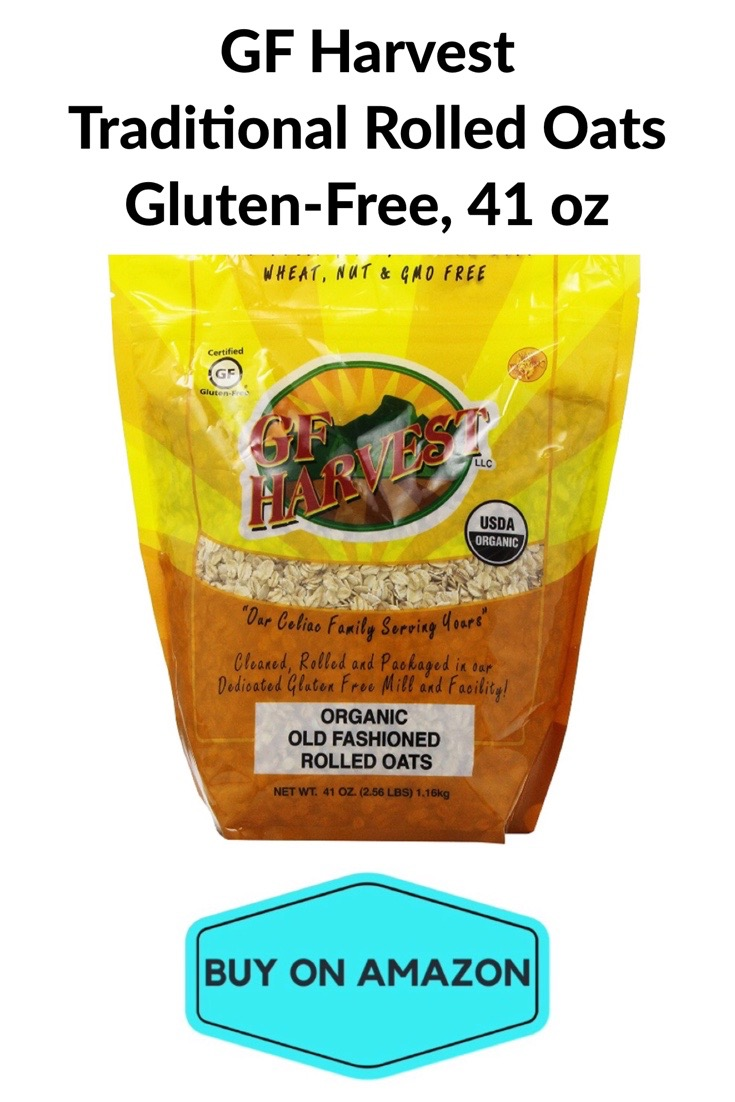 GF Harvest Traditional Rolled Oats, Gluten-Free