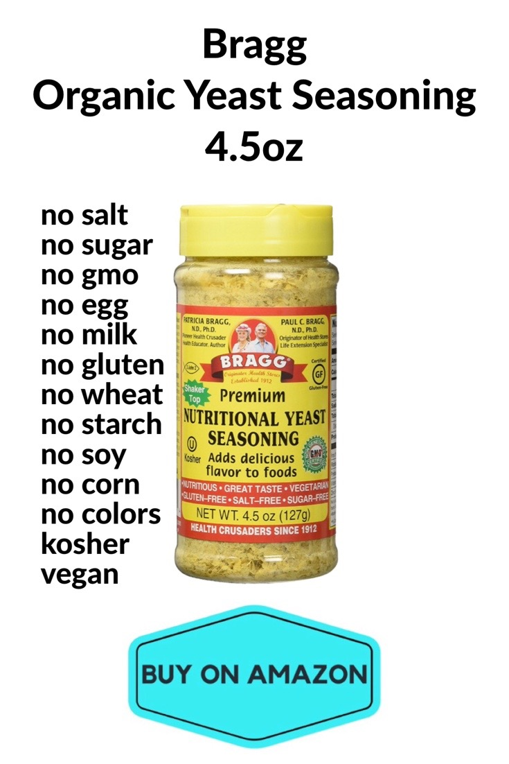 Bragg Organic Yeast Seasoning