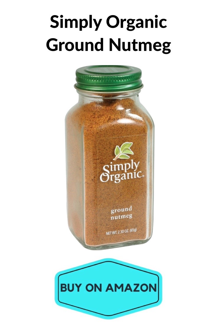Simply Organic Ground Nutmeg