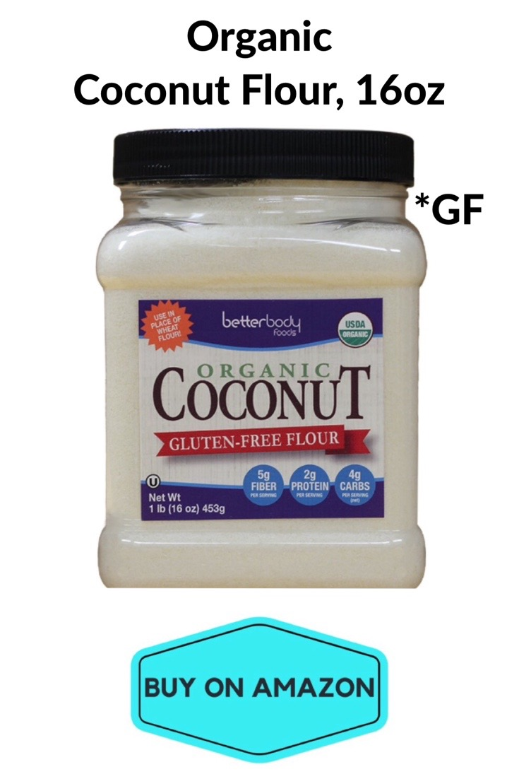 BetterBody Foods Organic Coconut Flour
