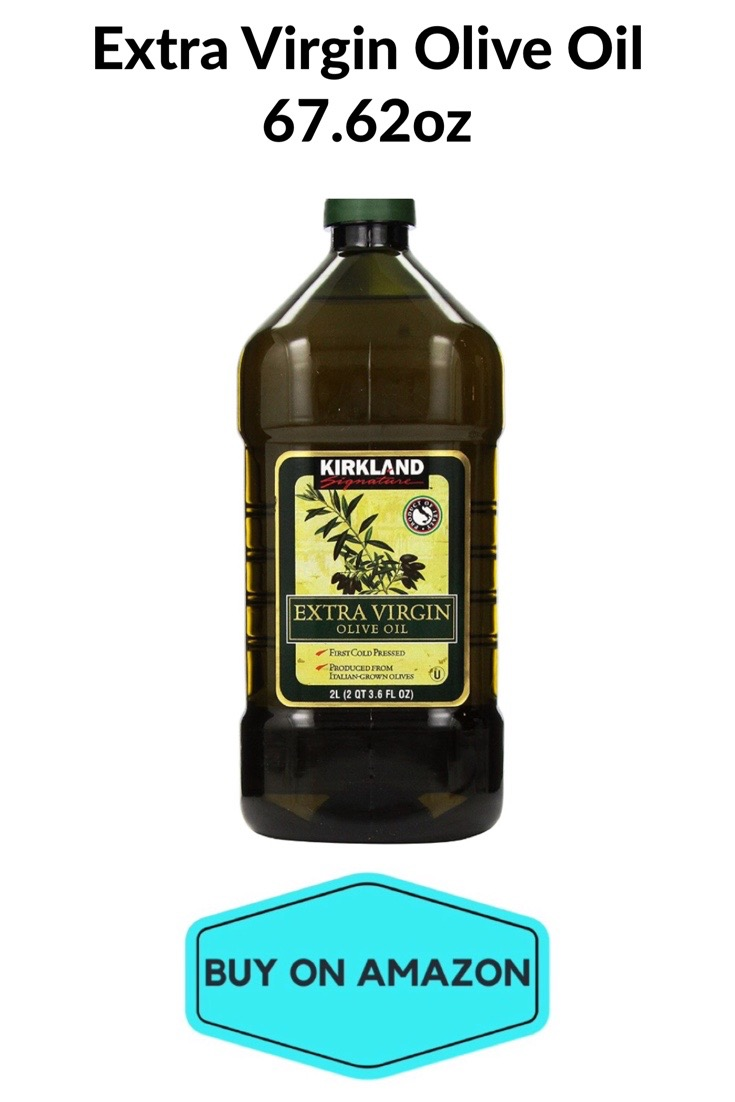 Kirkland Extra Virgin Olive Oil, 67.62 oz