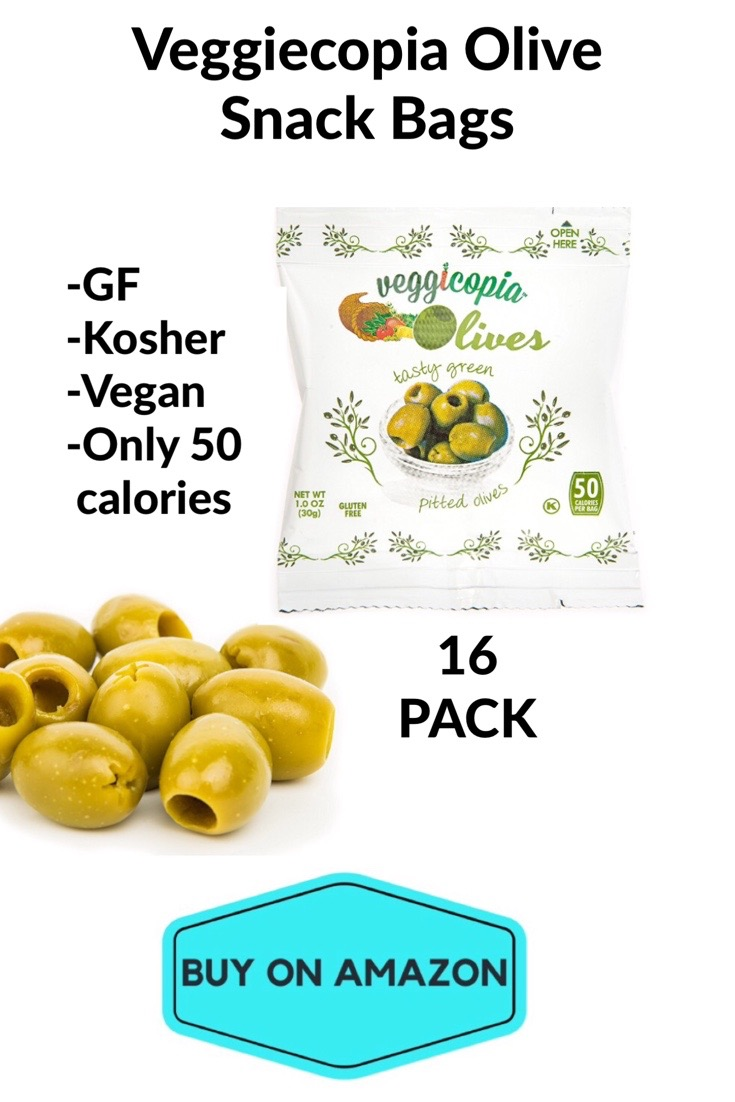 Olive Snack Bags, 16 pack