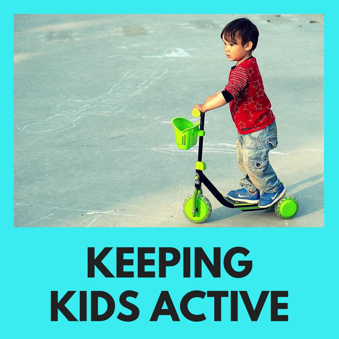 Top-Rated Kids' Fitness Gifts