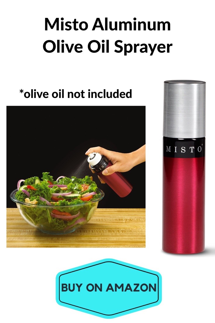 Misto Aluminum Olive Oil Mist Sprayer