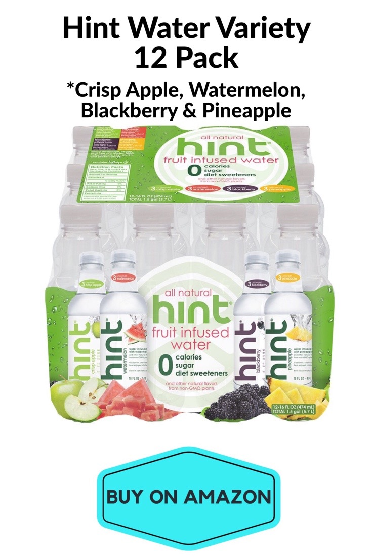 Hint Water Variety 12 Pack