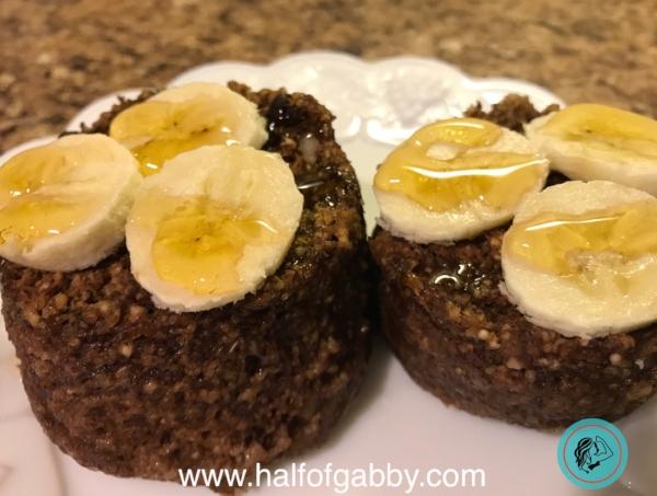 4 Minute Banana Nut Bread Mug Recipe