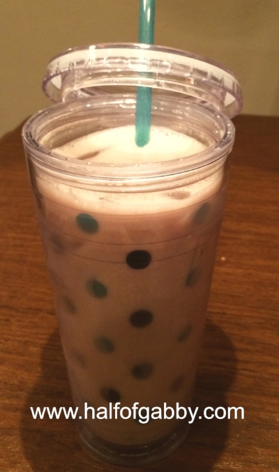 High Protein Coffee Smoothie