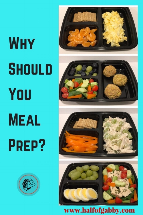 Why Should You Meal Prep?