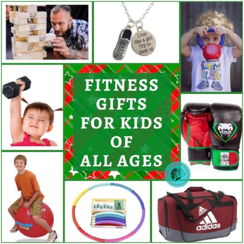 Fitness Gifts For All Kids