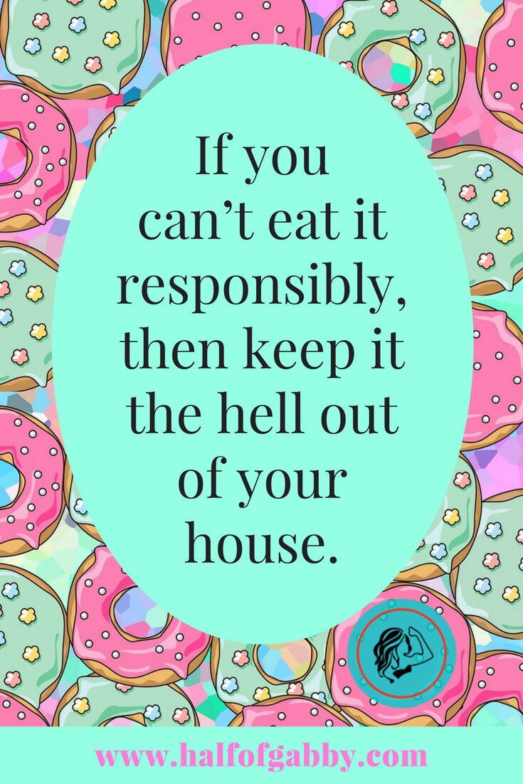 Keep it the hell out of your house!