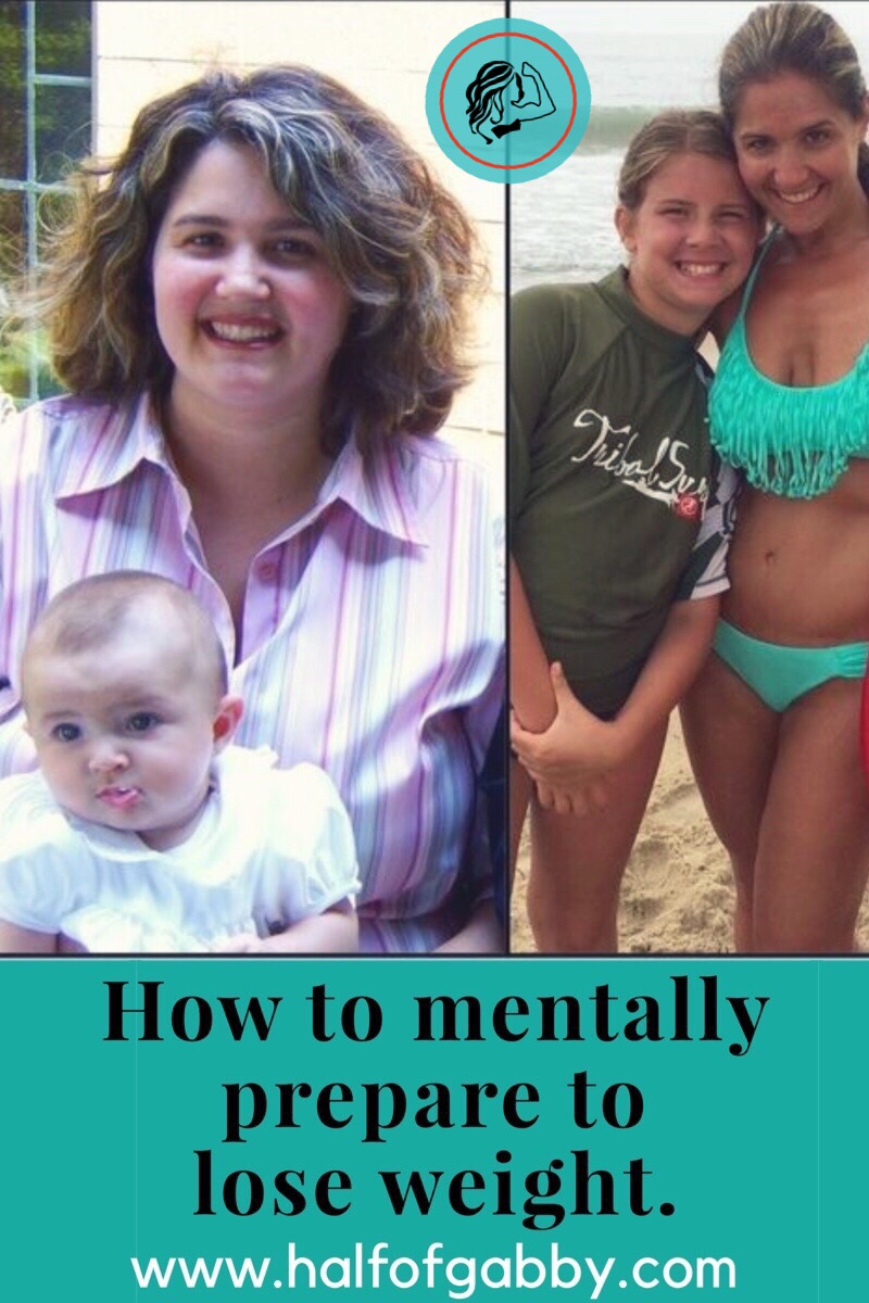 How To Mentally Prepare To Lose Weight