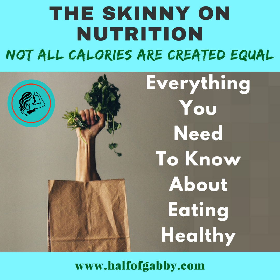 Everything You Need To Know About Eating Healthy