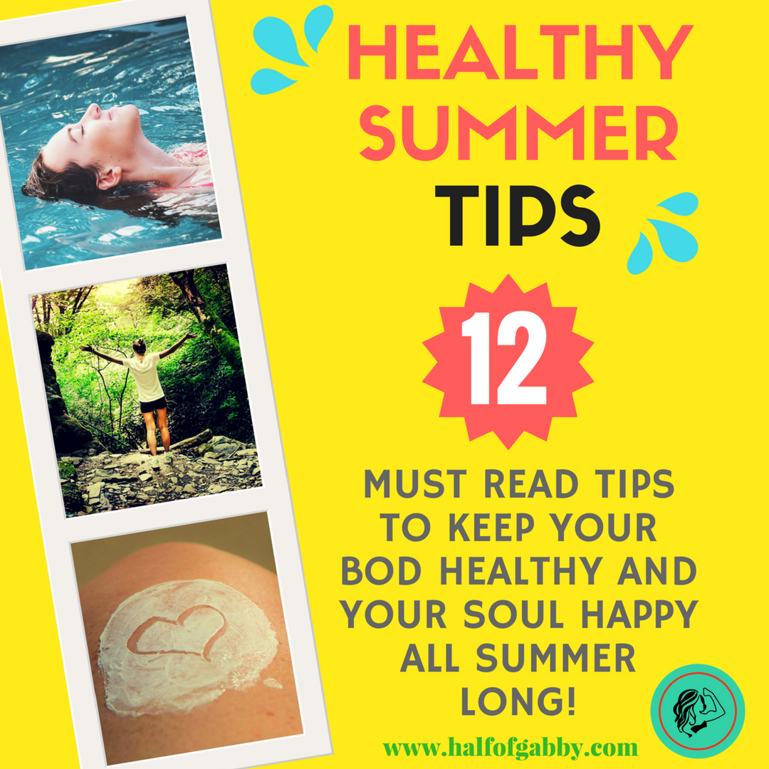 Healthy Summer Tips To Lose Weight Fast