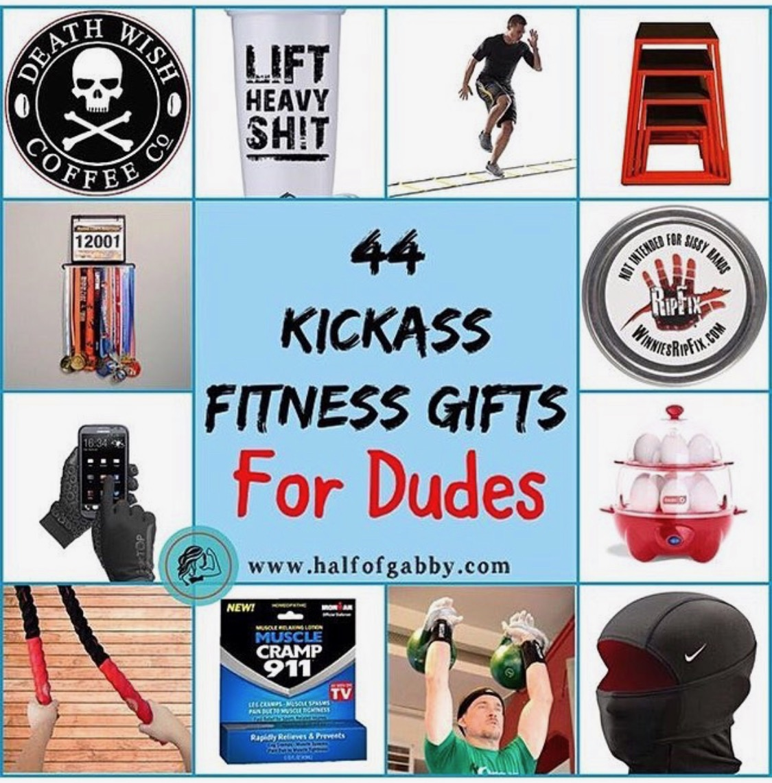 Fitness Gifts For Dudes