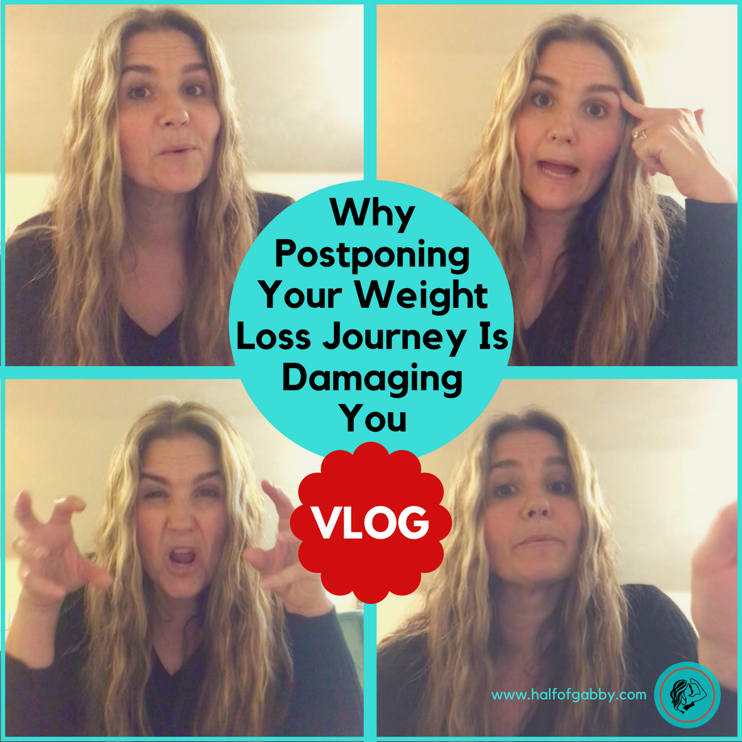 Vlog: How To Start Your Weight Loss Journey