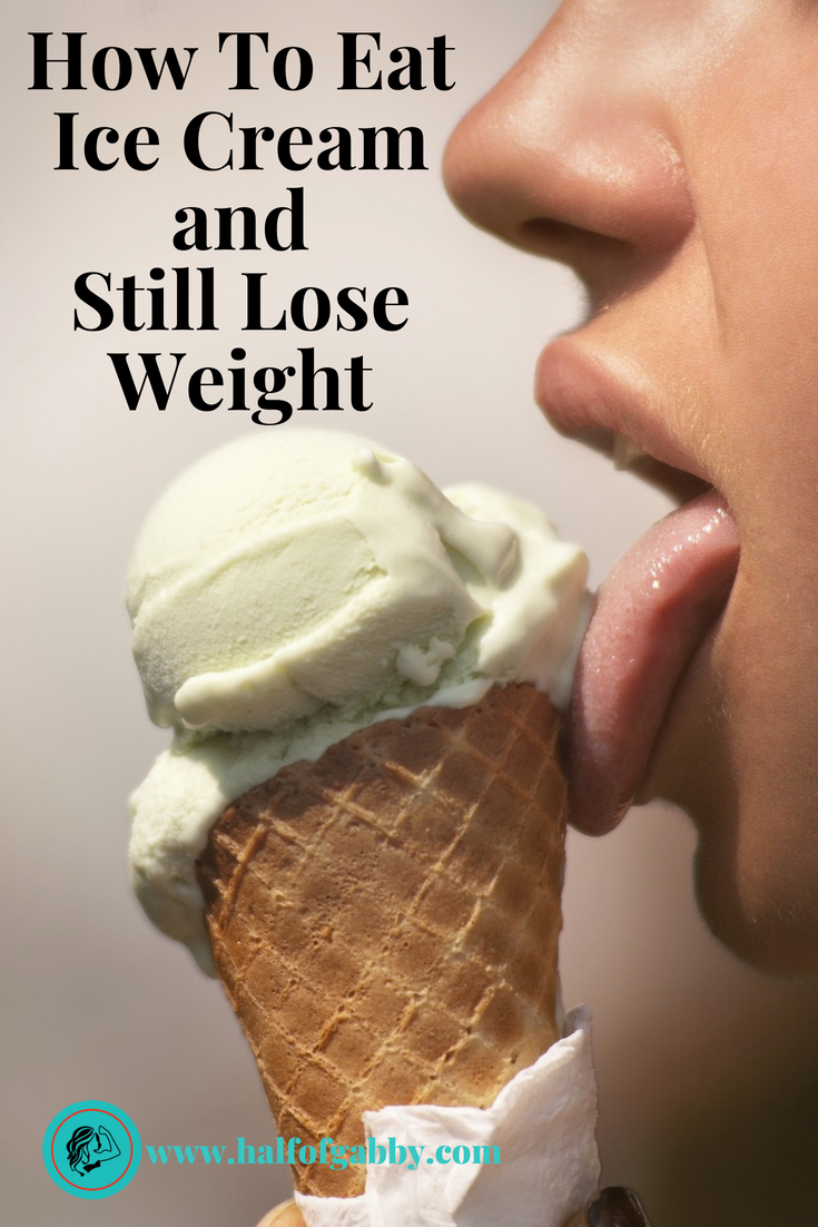 How To Eat Ice Cream And Still Lose Weight