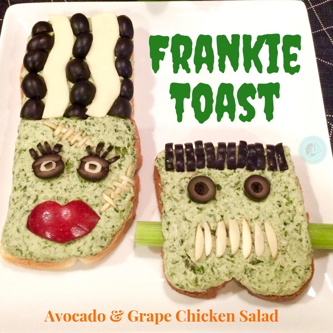 Frankenstein Toast!