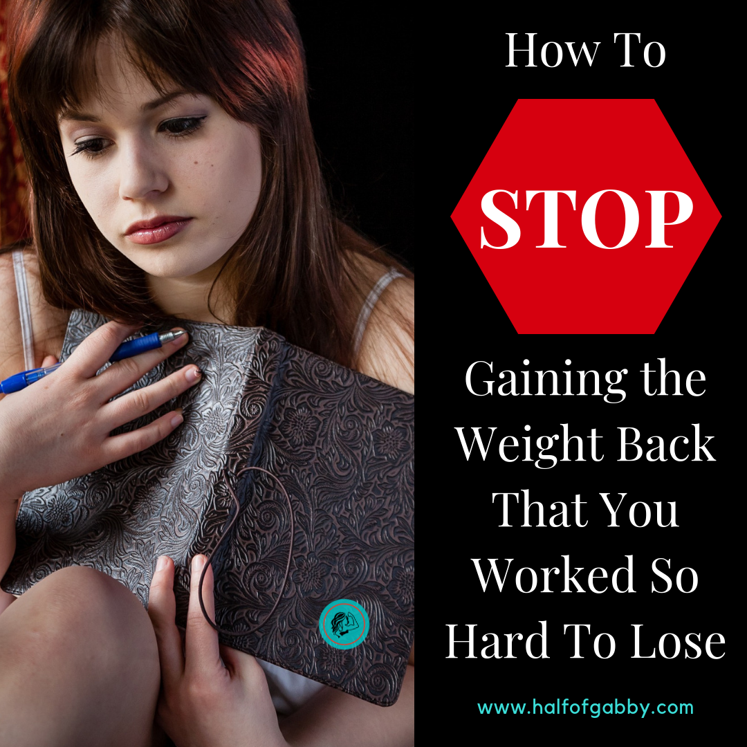 How To Stop Gaining Weight & Start Losing it!