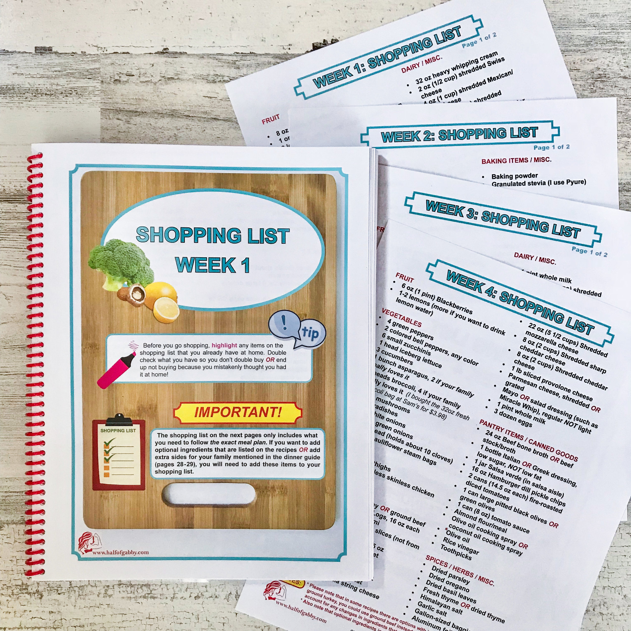 4 Week Keto Meal Plan and Meal Prep Guide