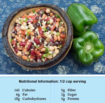 Crack Salsa Nutritional Info