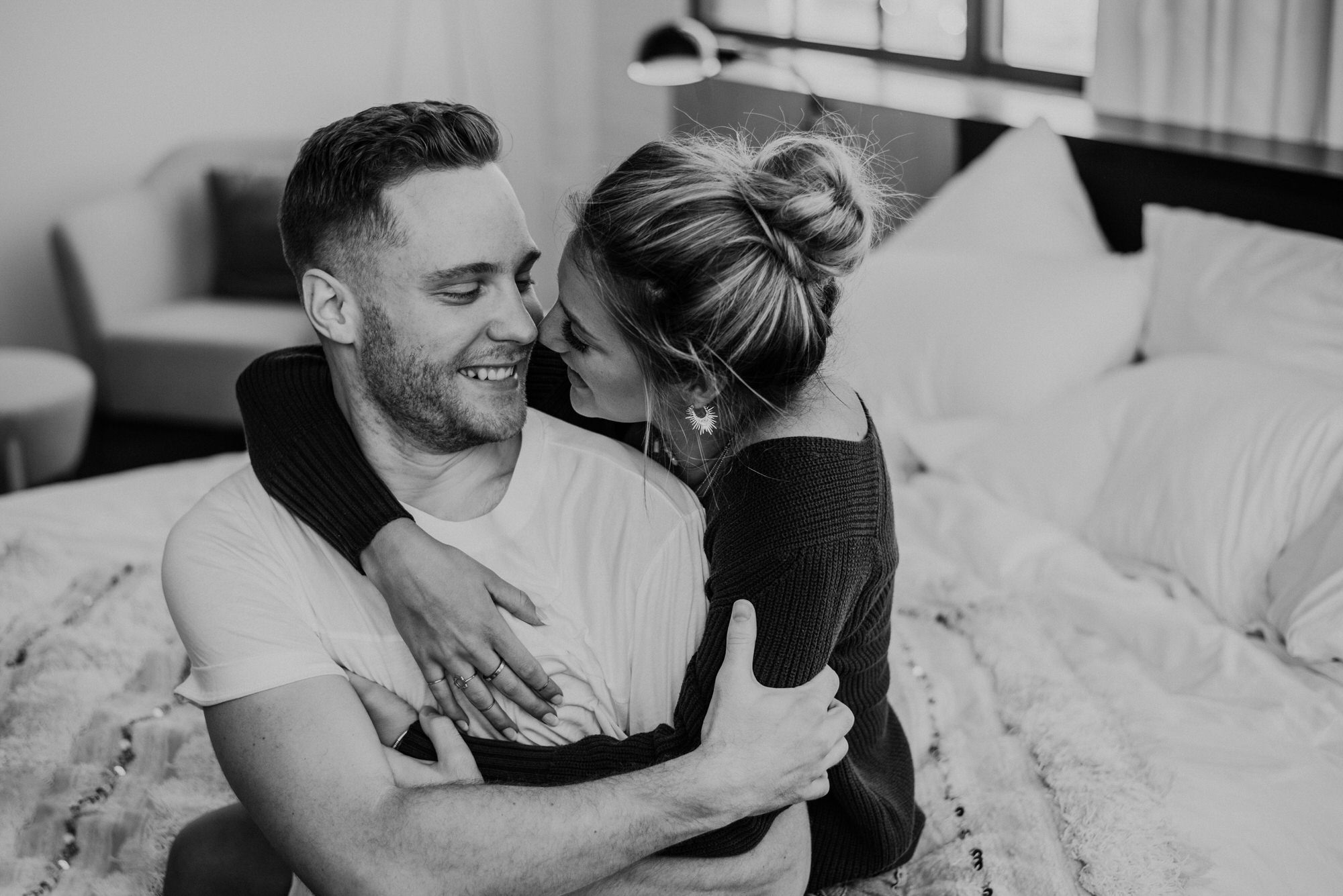 Kaylie Sirek Photography – Nebraska Wedding and Engagement Photographer – Thrive Modern In Home Styled Session – 08.jpg