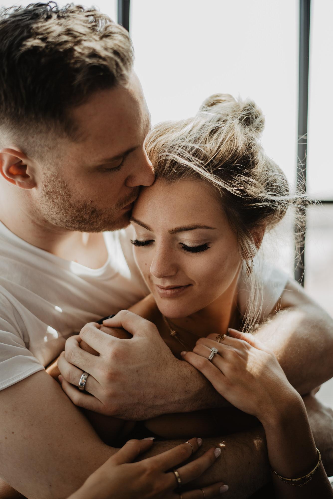 Kaylie Sirek Photography – Nebraska Wedding and Engagement Photographer – Thrive Modern In Home Styled Session – 35.jpg