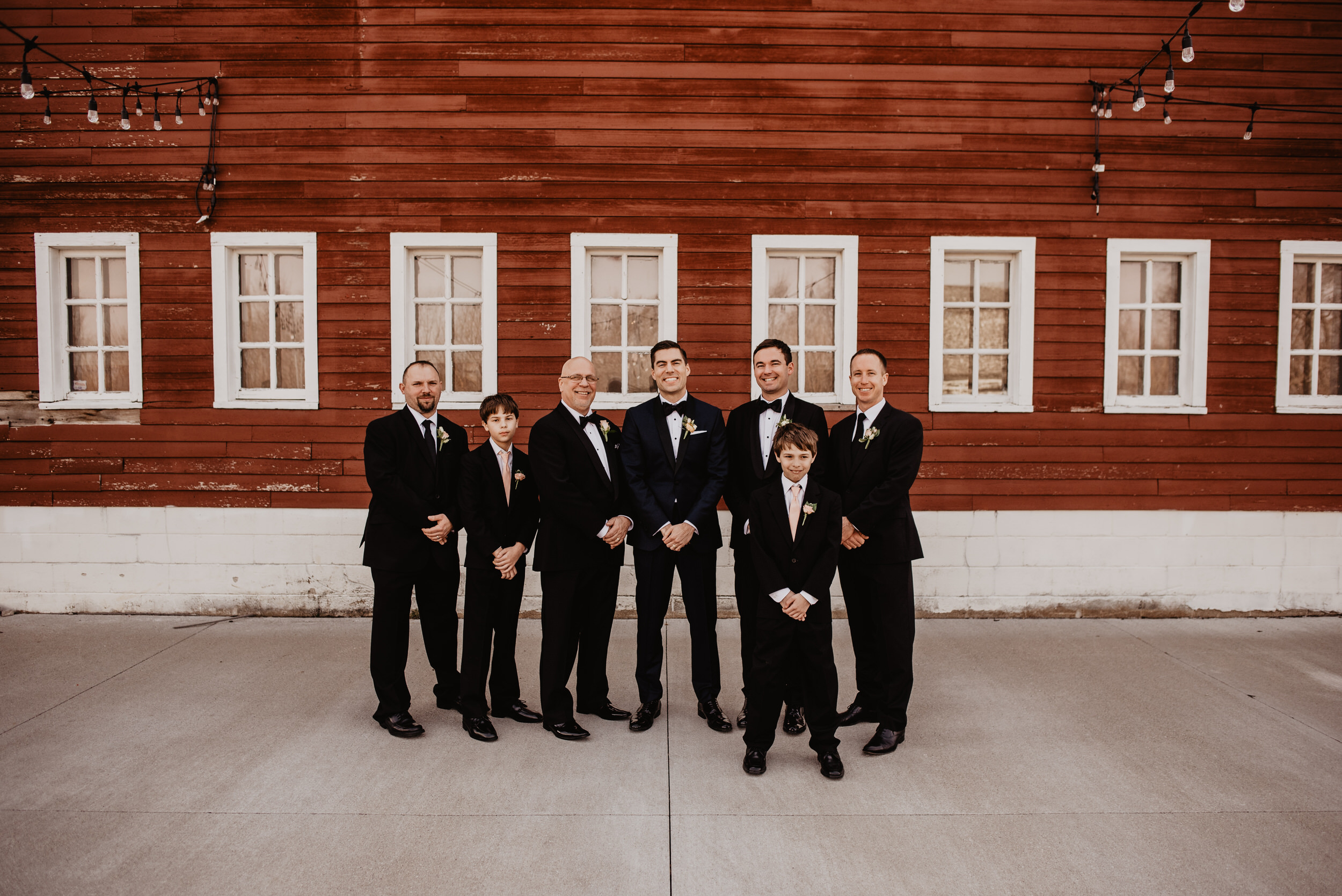 The Barn at the Ackerhurst Dairy Farm Omaha Nebraska Wedding Kaylie Sirek Photography057.jpg