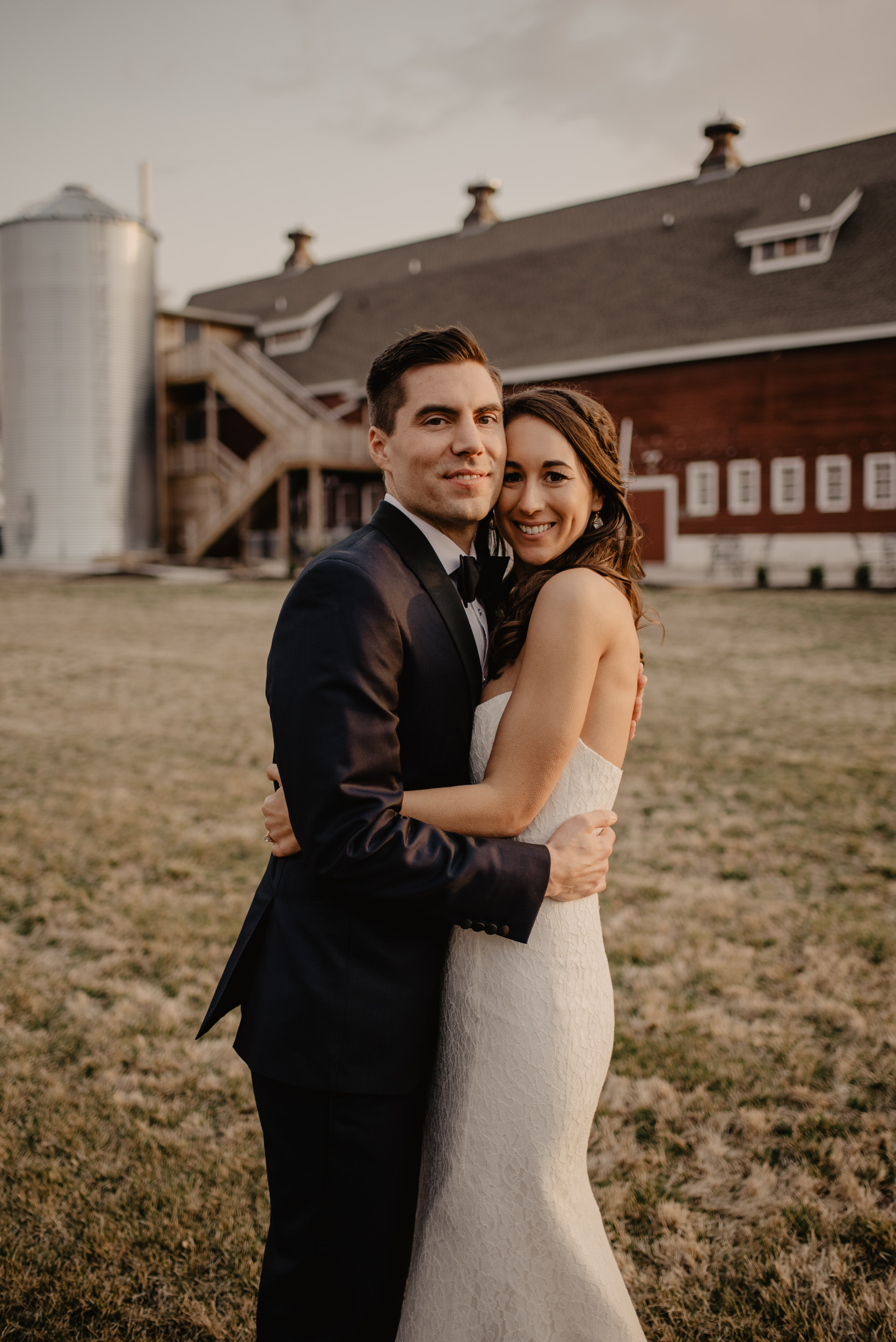 The Barn at the Ackerhurst Dairy Farm Omaha Nebraska Wedding Kaylie Sirek Photography094.jpg