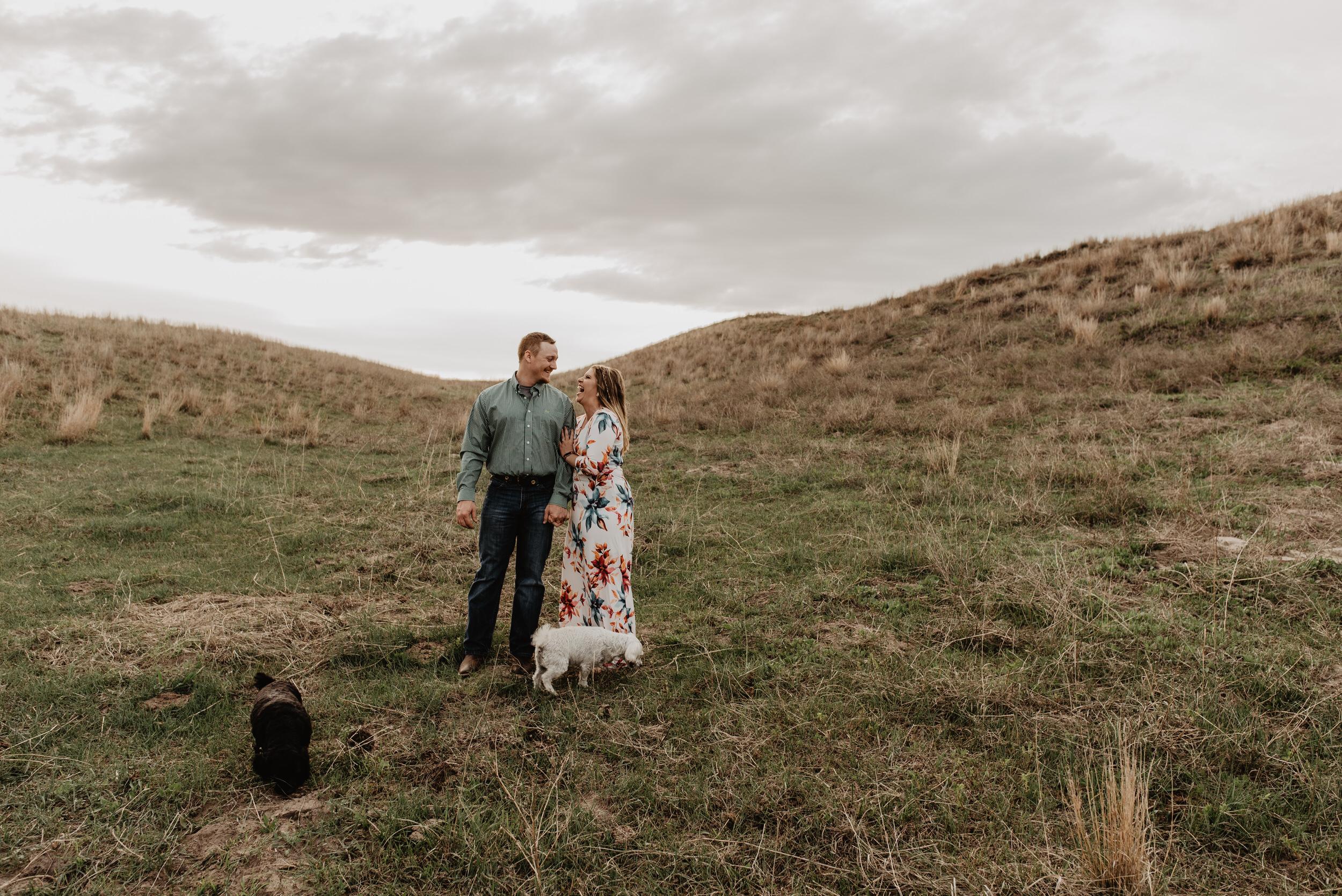Western Nebraska Engagement Session Kaylie Sirek Photography North Platte 09.jpg