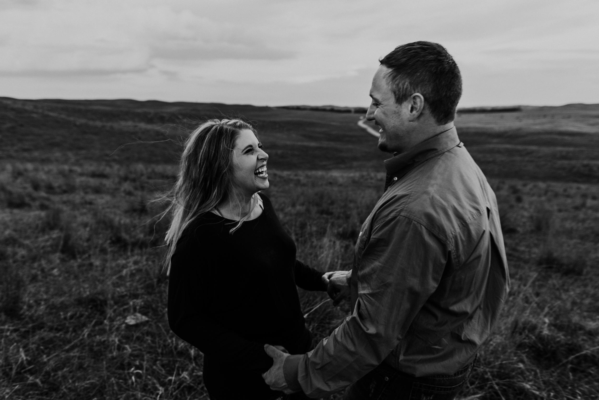 Western Nebraska Engagement Session Kaylie Sirek Photography North Platte 14.jpg