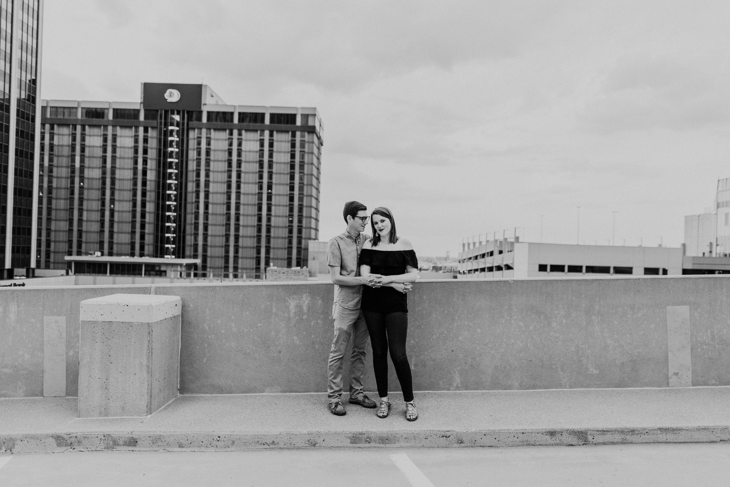 Downtown Omaha Engagement Kaylie Sirek Photography 04.jpg