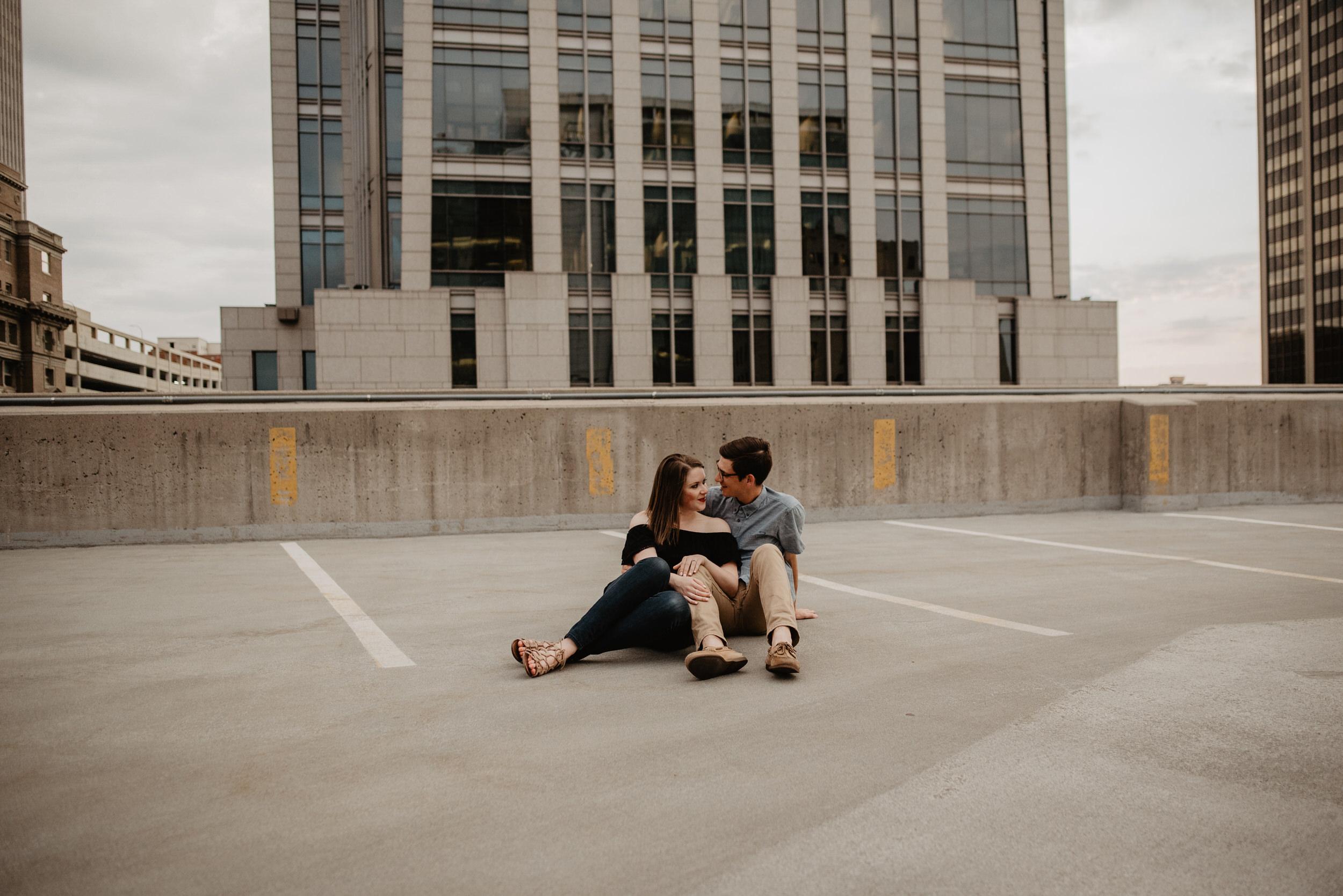 Downtown Omaha Engagement Kaylie Sirek Photography 10.jpg