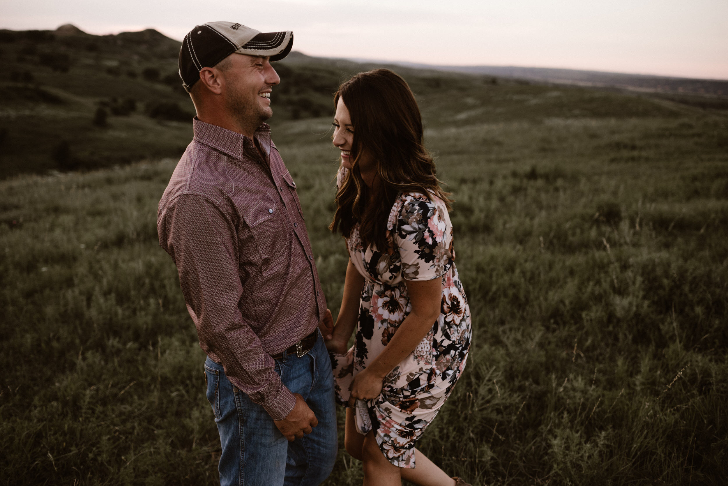 Lynch Nebraska Engagement Session Kaylie Sirek Photography 17.jpg