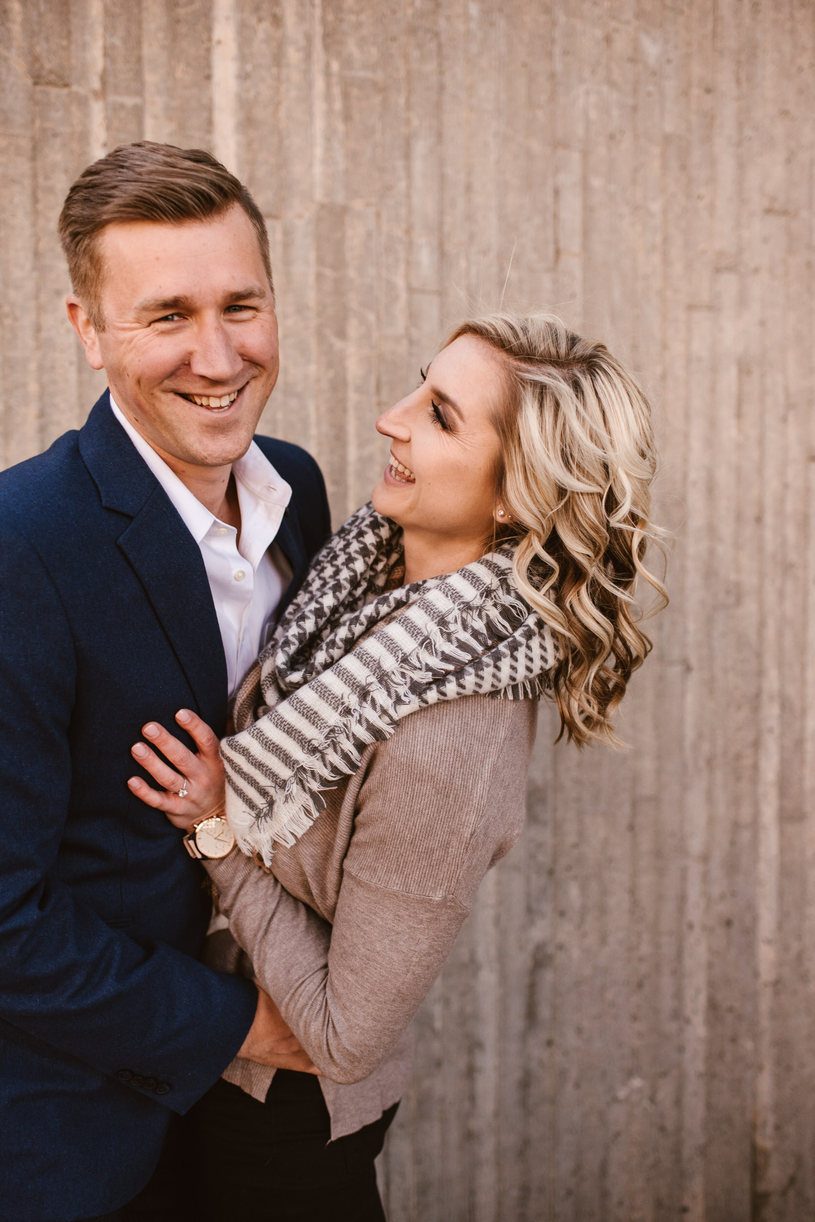 Gene Leahy Mall Omaha Engagement Session Kaylie Sirek Photography 14.jpg