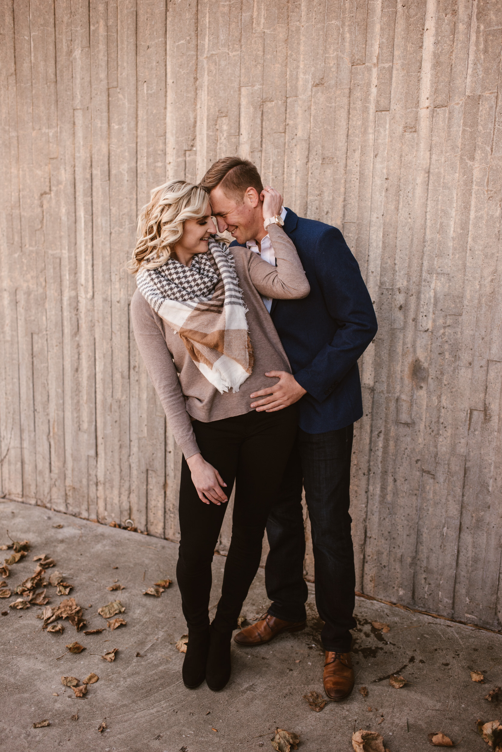 Gene Leahy Mall Omaha Engagement Session Kaylie Sirek Photography 16.jpg