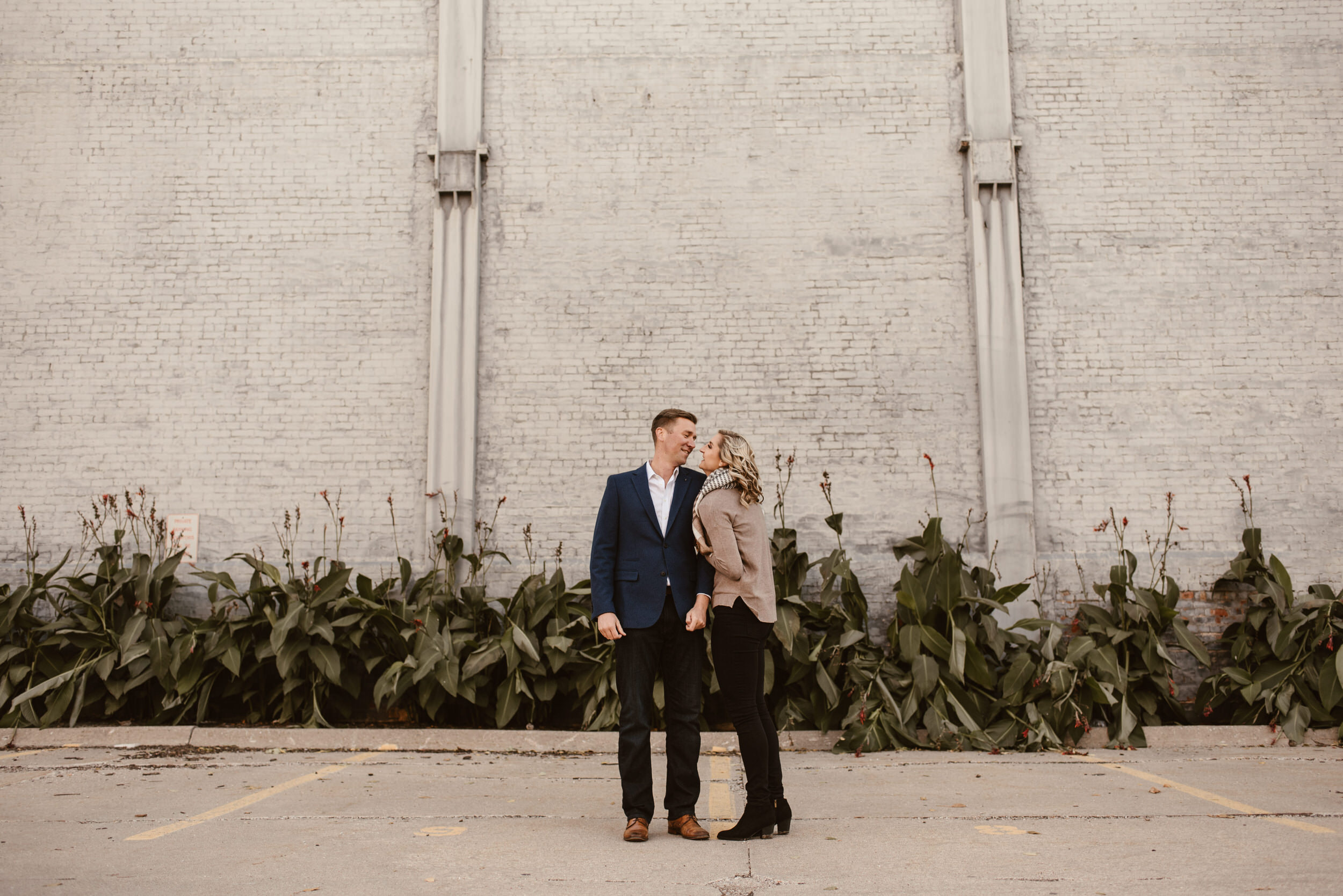Gene Leahy Mall Omaha Engagement Session Kaylie Sirek Photography 18.jpg