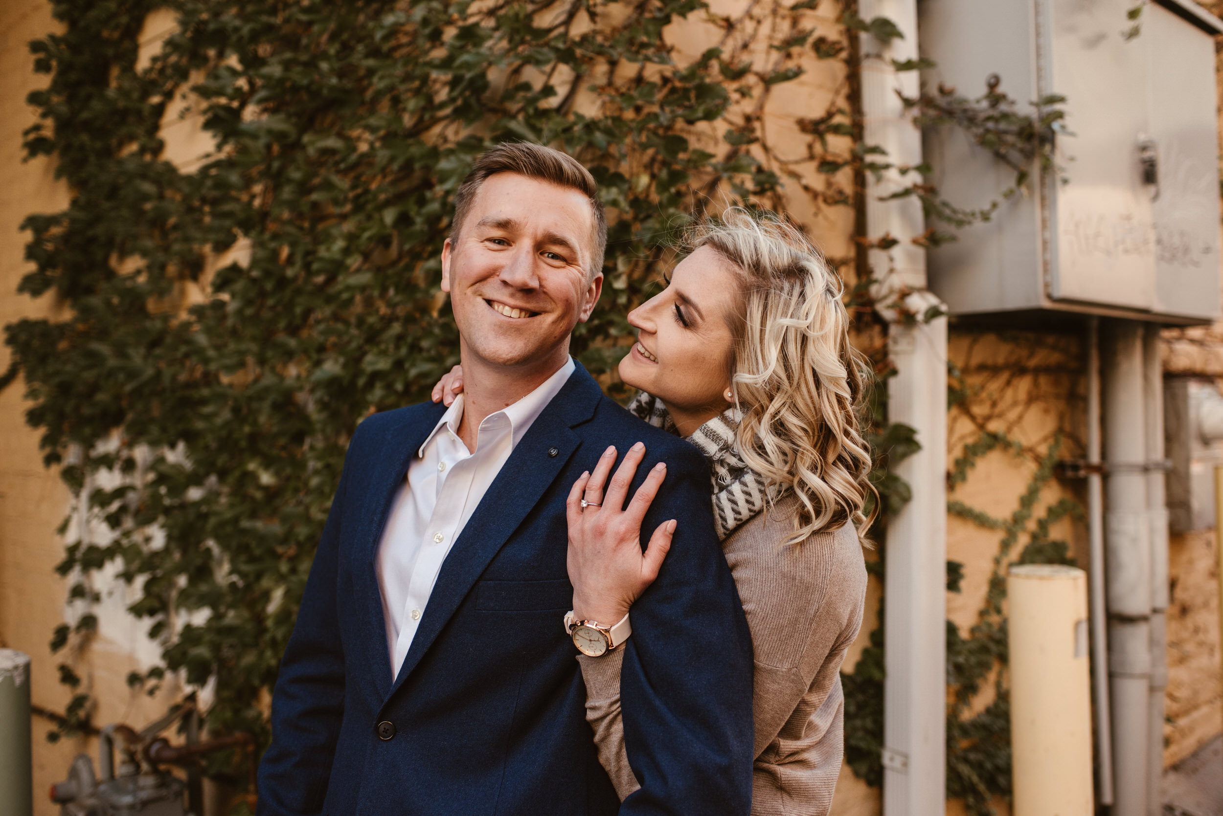 Gene Leahy Mall Omaha Engagement Session Kaylie Sirek Photography 21.jpg