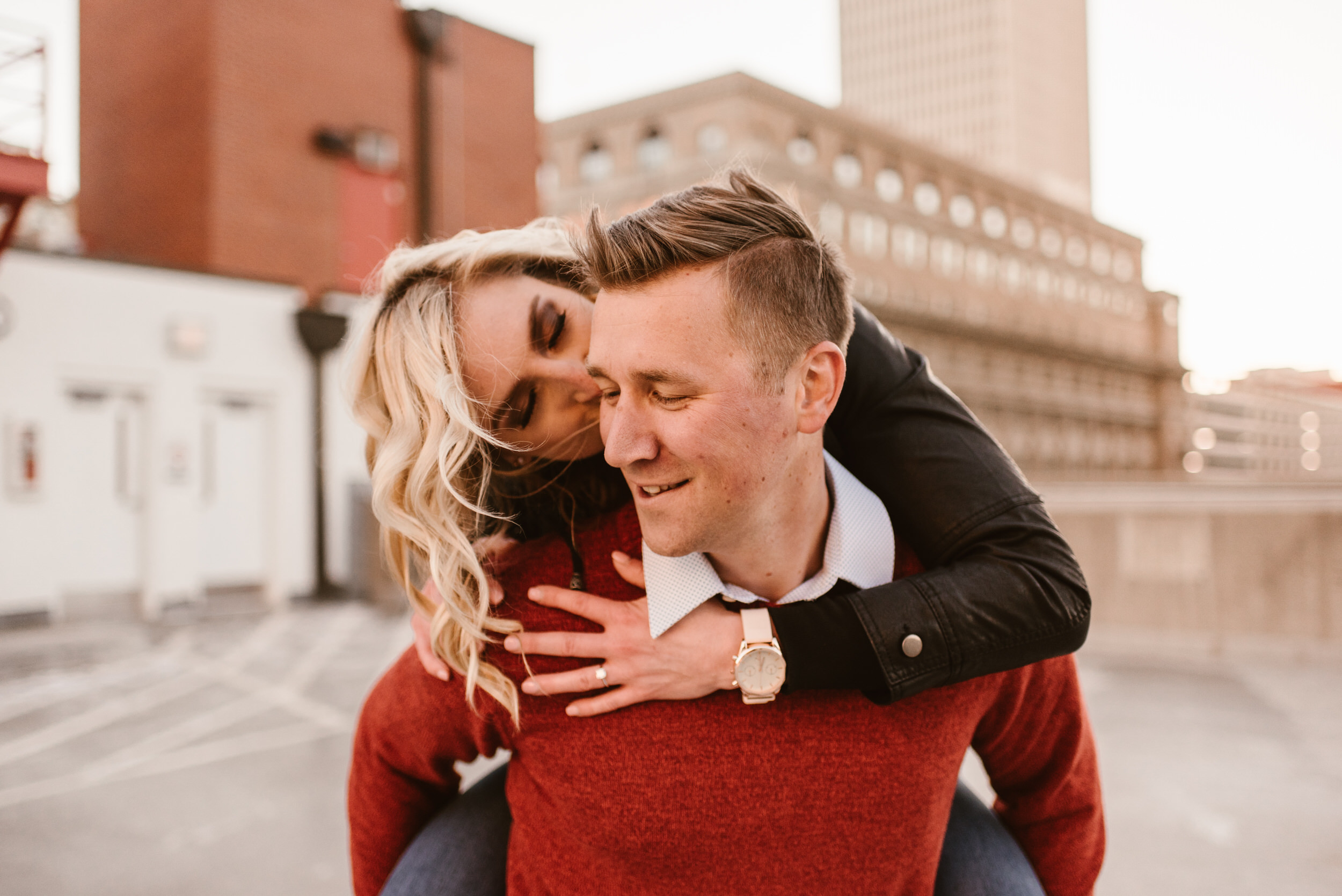 Gene Leahy Mall Omaha Engagement Session Kaylie Sirek Photography 23.jpg