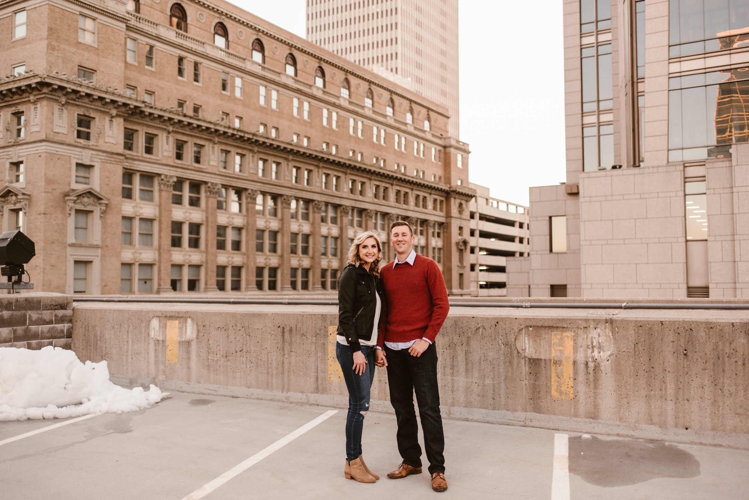 Gene Leahy Mall Omaha Engagement Session Kaylie Sirek Photography 28.jpg
