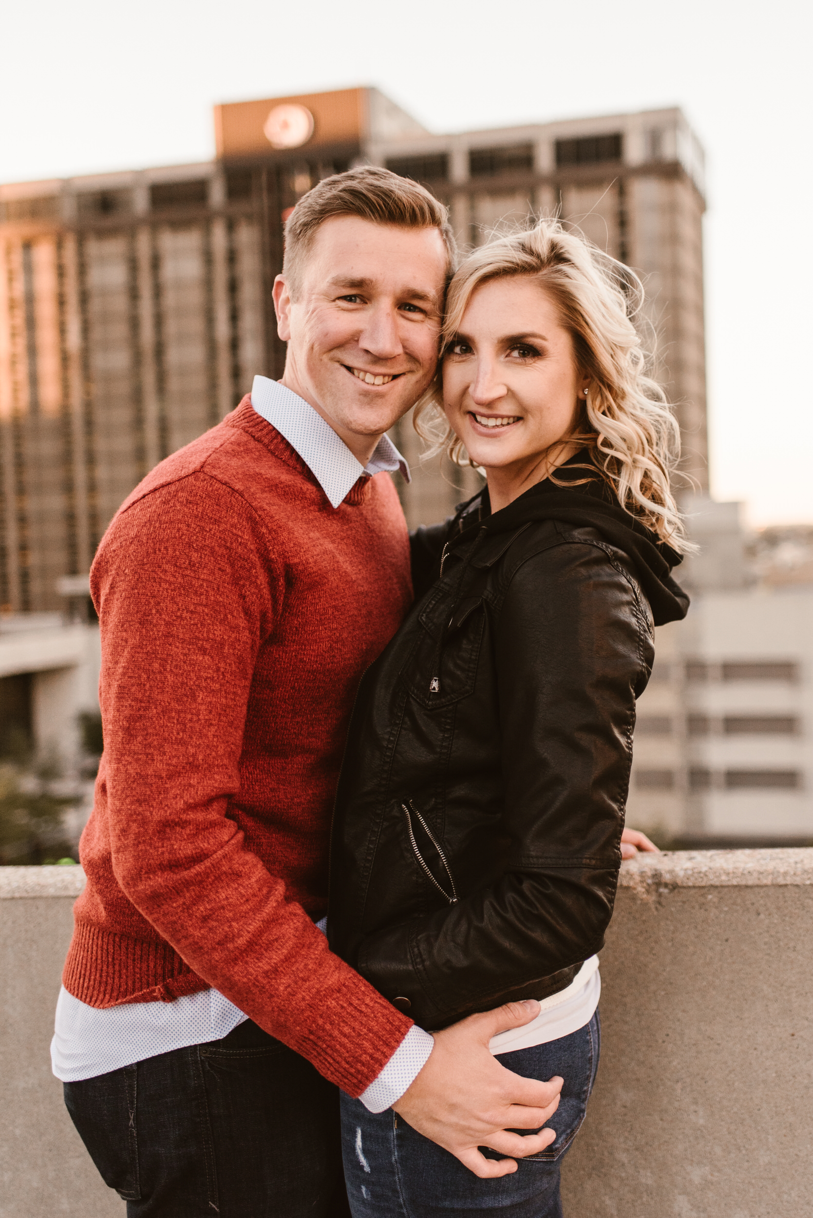 Gene Leahy Mall Omaha Engagement Session Kaylie Sirek Photography 26.jpg