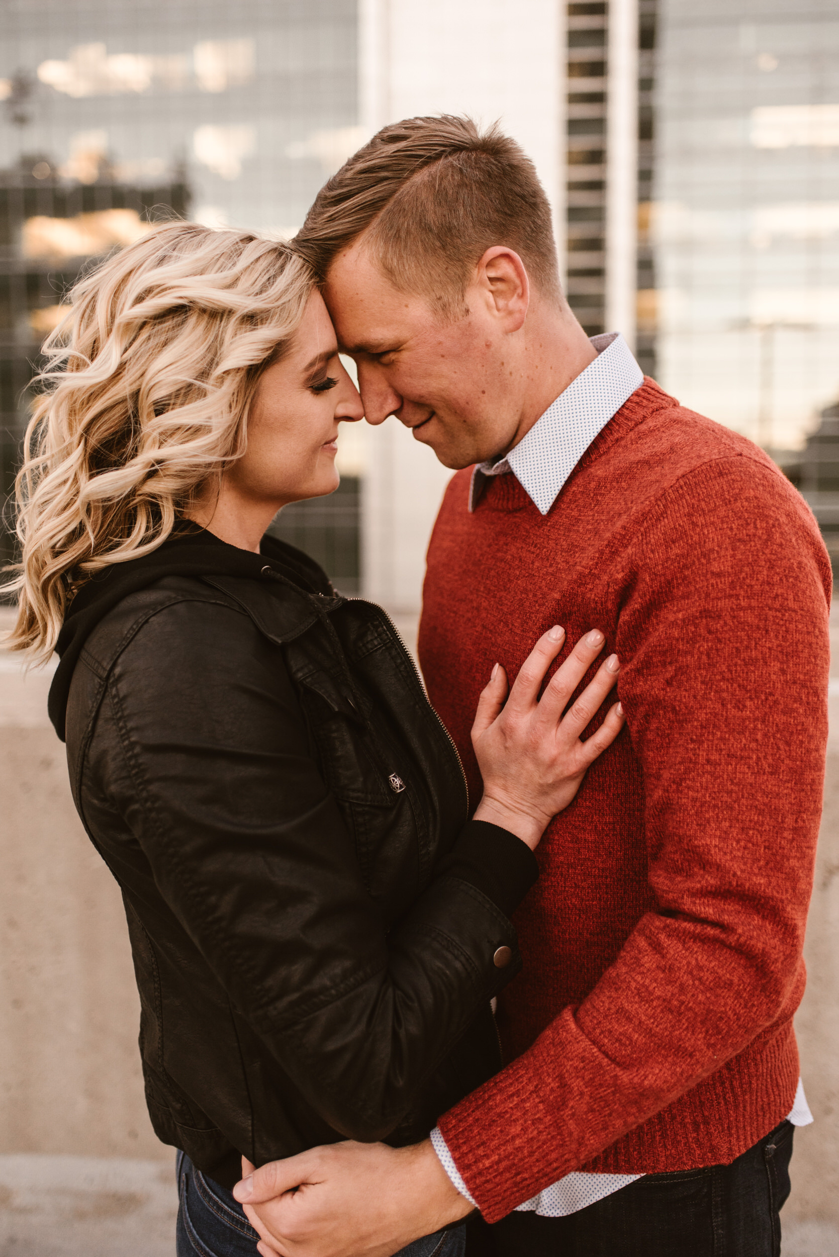 Gene Leahy Mall Omaha Engagement Session Kaylie Sirek Photography 30.jpg