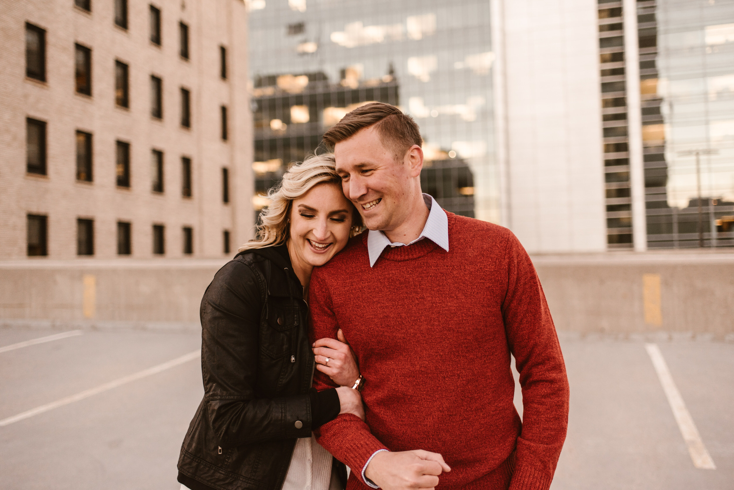 Gene Leahy Mall Omaha Engagement Session Kaylie Sirek Photography 33.jpg