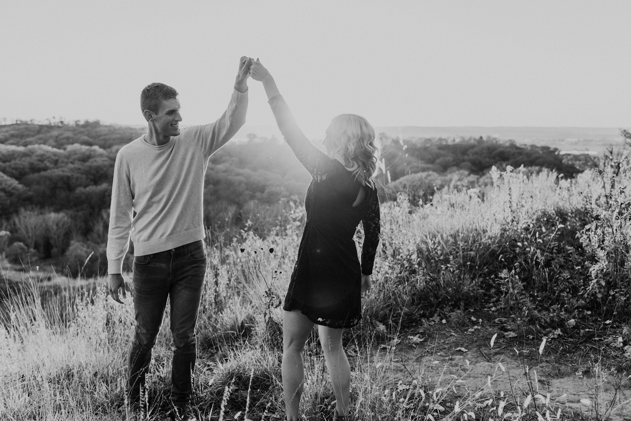 Hitchcock Nature Center Iowa Engagement Session Kaylie Sirek Photography 13.jpg