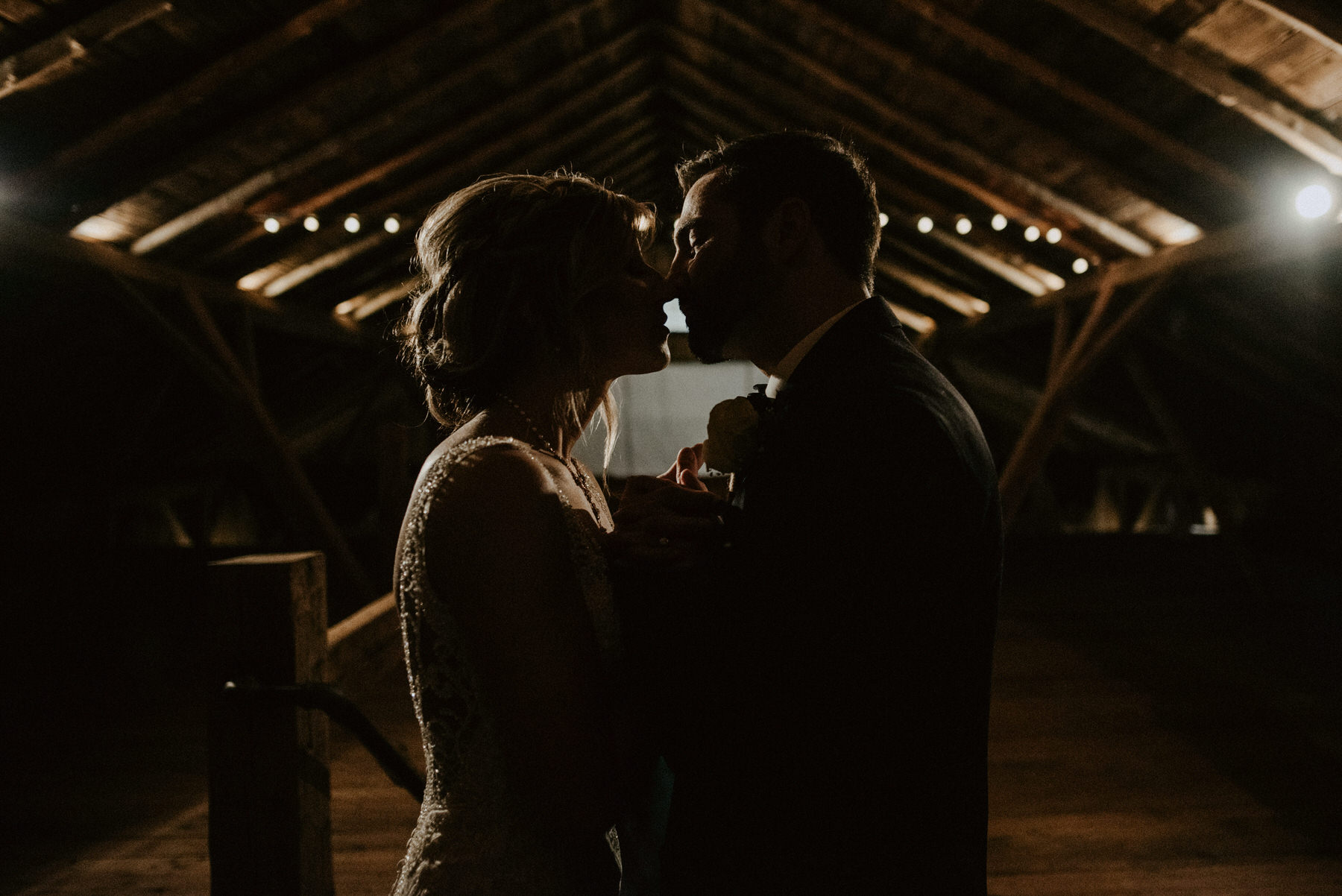 Click photo to view full wedding